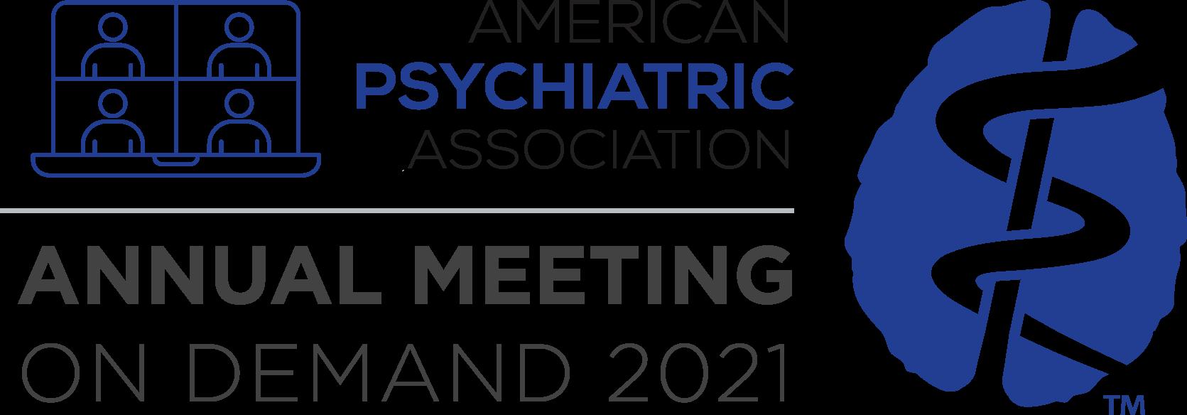 American Psychiatric Association Annual Meeting On Demand 2020